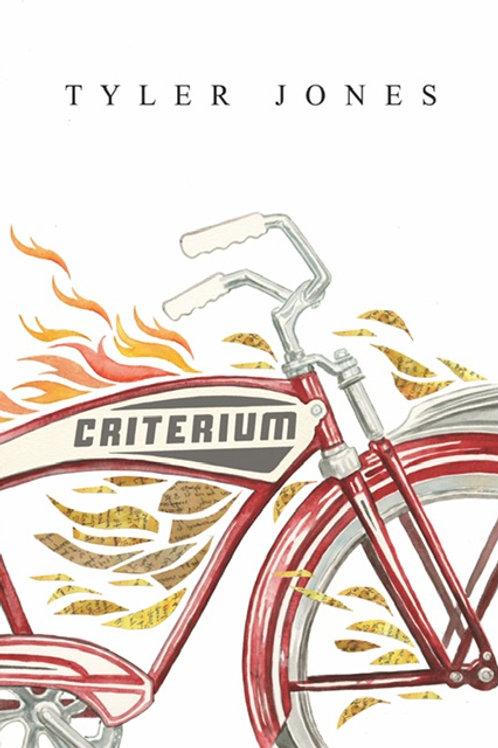 Criterium - SIGNED Paperback
