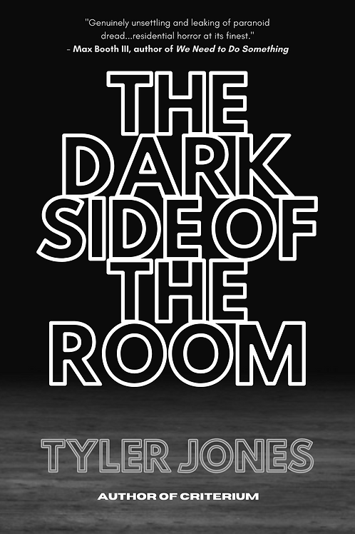 The Dark Side of the Room - SIGNED Paperback