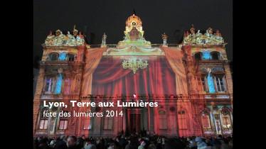 FETE DES LUMIERES DE LYON 2014