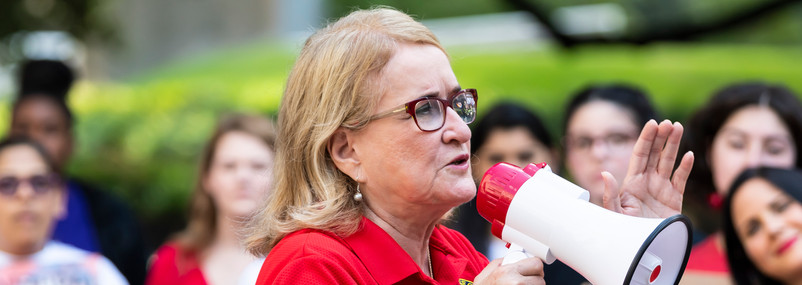 Houston women to rally at city hall against 'tampon tax'