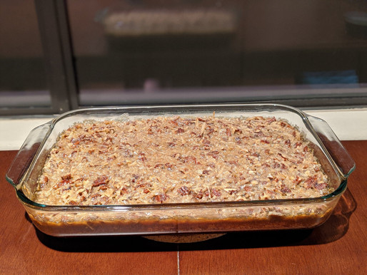 Feed Me Friday: Oatmeal Cake