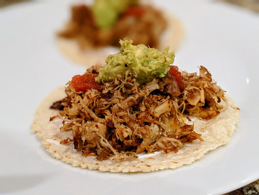 Feed Me Friday: Chicken Tacos