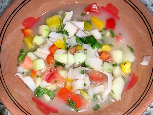 Feed Me Friday: Ceviche