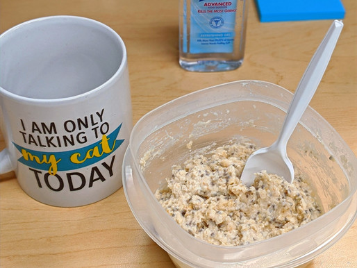Feed Me Friday: Overnight Oats