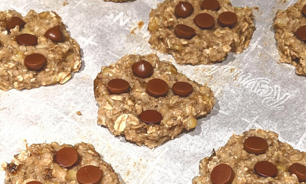 FMF Baked Oatmeal Bites