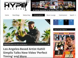 Hype Magazine Interview