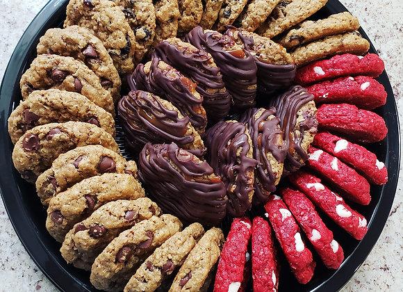 Cookie Platter - 40 Cookies