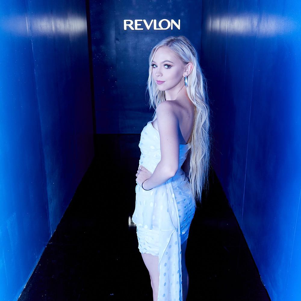 Jordyn Jones | Revlon 2018