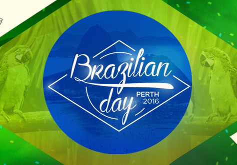 Brazilian Day in PERTH 2016