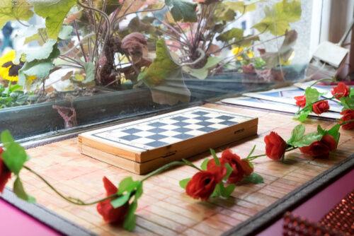 女性限定1day Chess style beginner