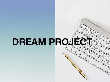 DREAM PROJECT参画のお知らせ
