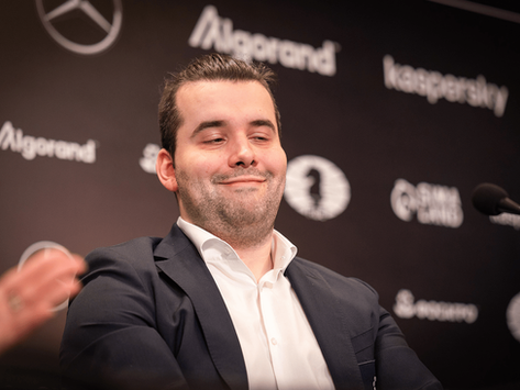 FIDE Candidates Tournament     2020-21