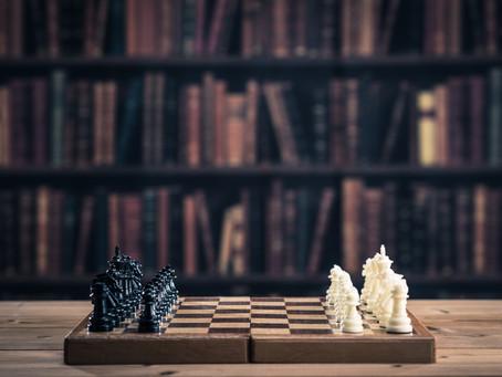 男子専科連載 チェスとAI