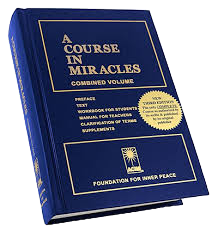 Connect with A Course In Miracles Online at The Little Garden. Searchable ACIM. A Course In Miracles online.