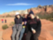 Sedona hiking