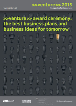 Award Ceremony 2015