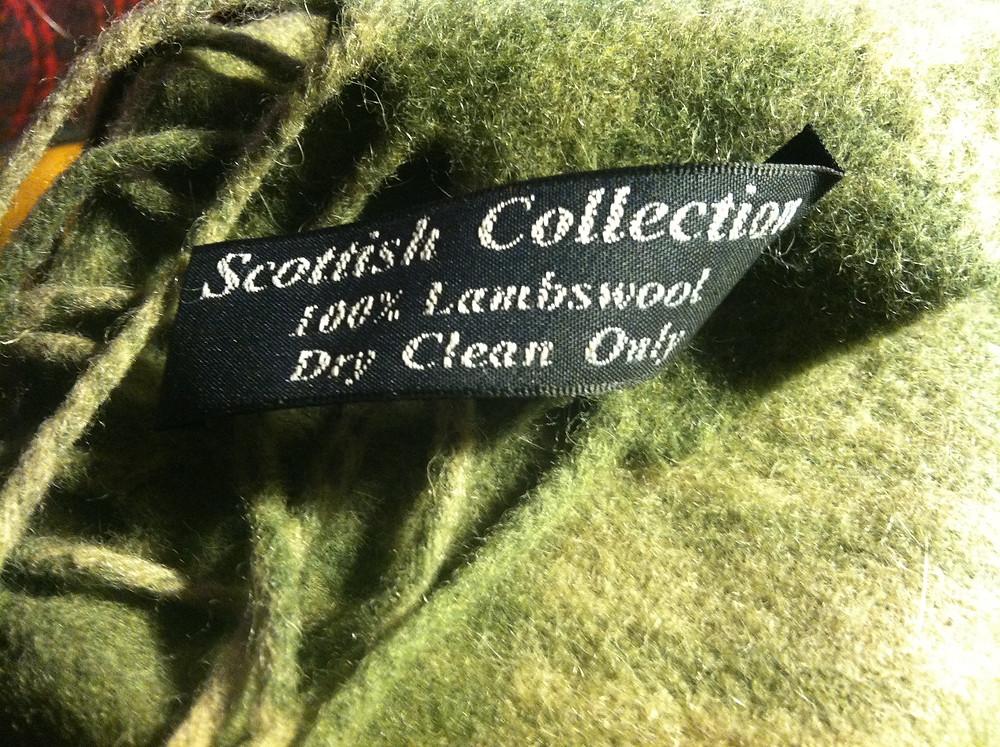 Comfortable & Warm Wool Scarf