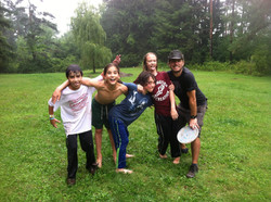 Fun in the Rain