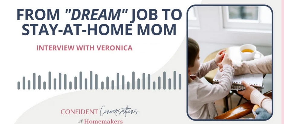 Podcast: From Dream Job to Stay-at-Home Mom