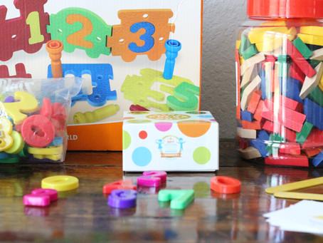 Homeschool Preschool and Kindergarten Math Resources