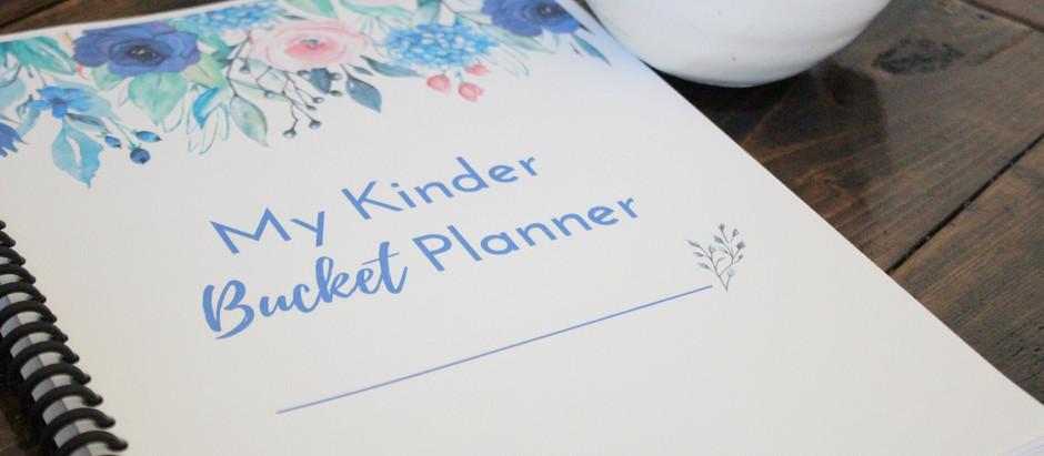 Plan with Me: A Week of Homeschool Kindergarten
