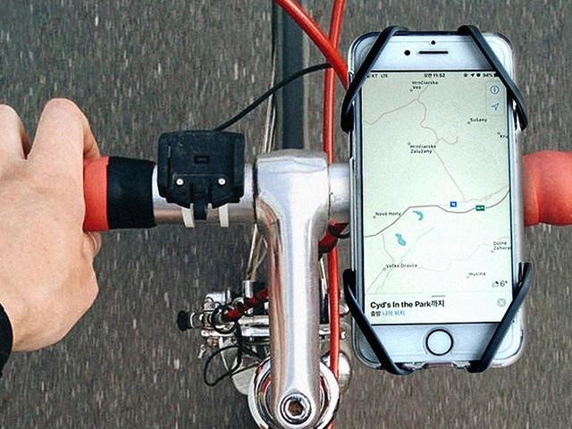 F.Y.S.L 멀티 스트래핑 자전거 스마트폰 거치대