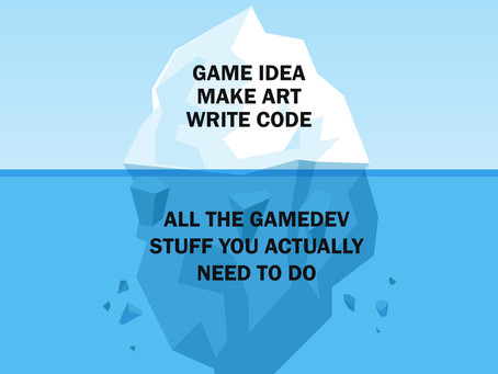 How to make a game-The stuff nobody tells you about gamedev.