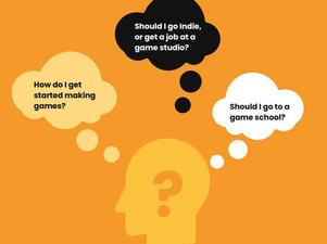 Do you have a Game Career Strategy?
