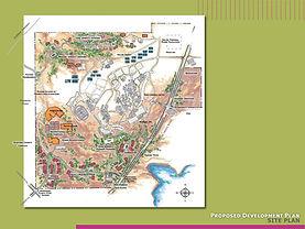 Land-use Masterplanning