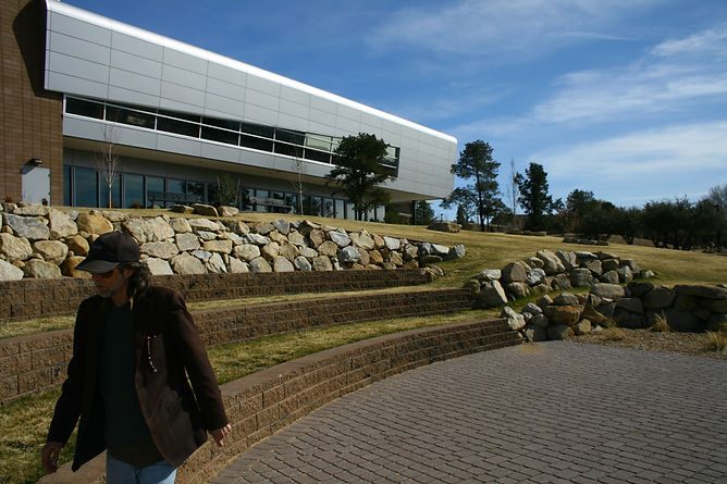 Embry-Riddle Aeronautical University Campus Quad