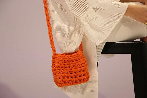 Mini bag orange