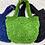 Thumbnail: velvet bag verde