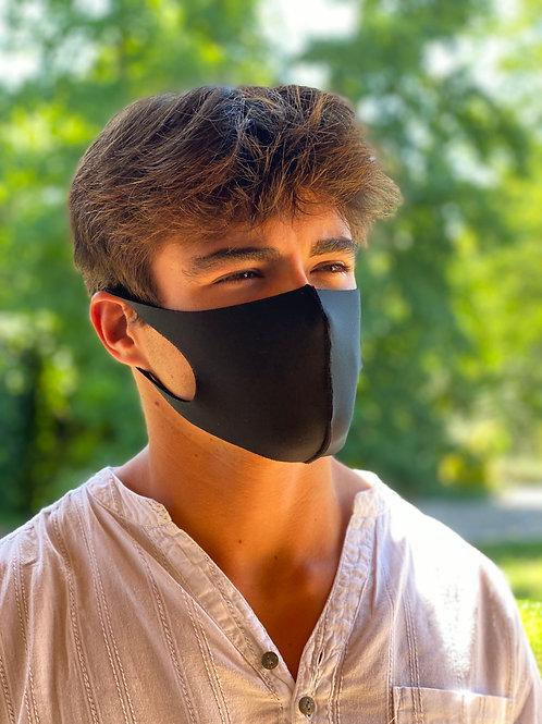 RF-mask negro
