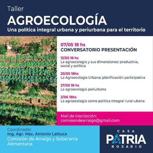 TALLER AGROECOLOGÍA