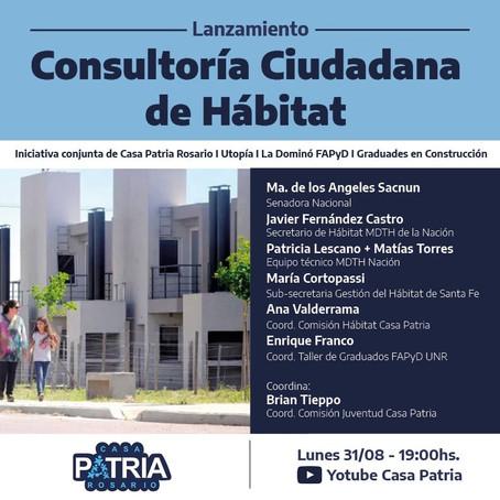 CONSULTORIA CIUDADANA DE HABITAT