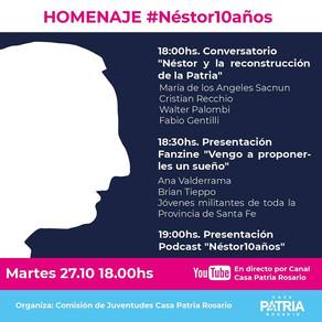 HOMENAJE #NÉSTOS10AÑOS