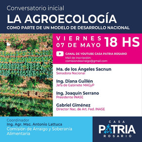 La agroecología como parte de un modelo de Desarrollo Nacional