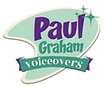 Paul Graham Voiceovers logo