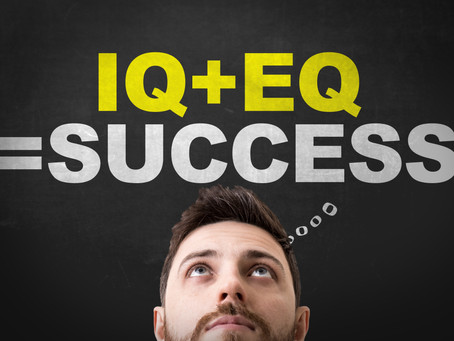 "Are You Happy at Work or in Your Daily Routine?  Test Your ""EQ""!"