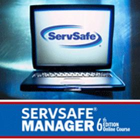 ServSafe® Food Protection Manager Certification Online Examination Voucher