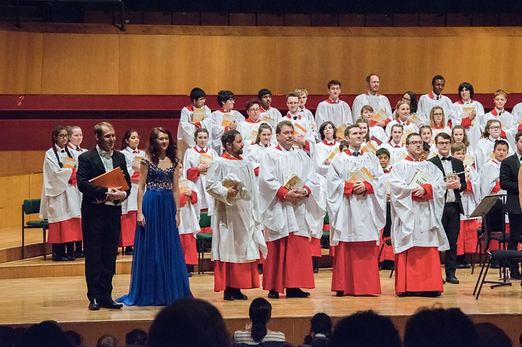The Messiah with the Cardiff Metropolitan Cathedral Choir at St. David's Hall