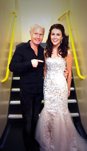 "Rhydian, ""One Day Like This"" UK Tour"