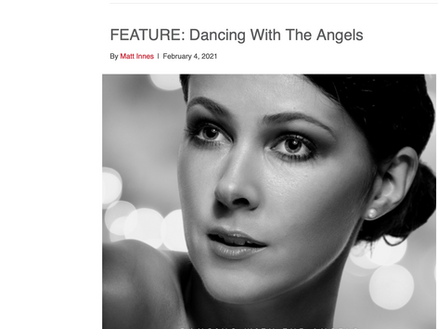 MADCAP Feature on Dancing with the Angels