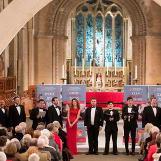 10 Tenors for Welsh Hearts