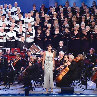 The Bards of Wales Welsh Premiere at the National Eisteddfod of Wales conducted by Karl Jenkins