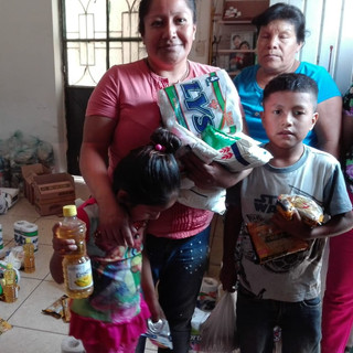 Helping poor families