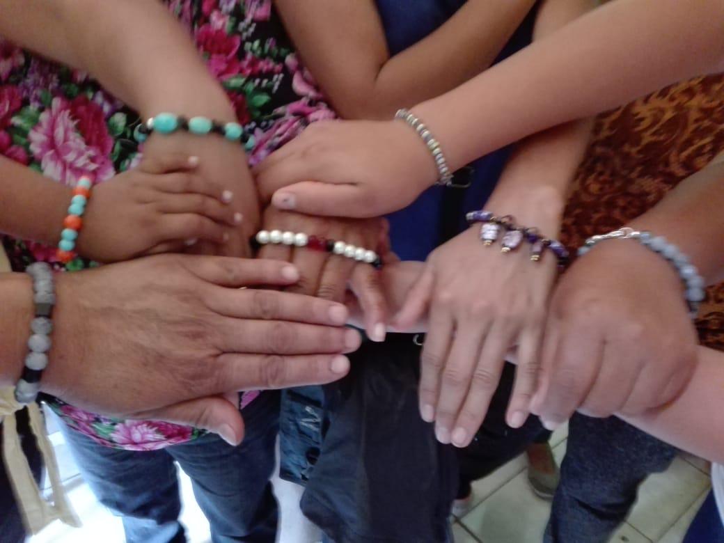 Bracelet training