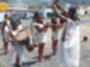 Traditional dance group from San Pedro.j