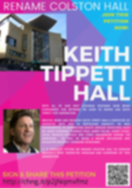 Keith Tippett Hall Petition Flyer final.
