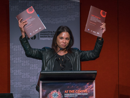 Launching First Peoples: a roadmap for enhancing Indigenous engagement in museums and galleries